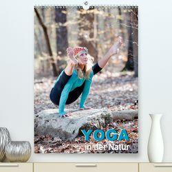 Yoga in der Natur (Premium, hochwertiger DIN A2 Wandkalender 2020, Kunstdruck in Hochglanz) von CALVENDO