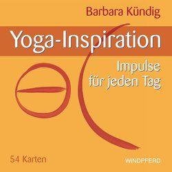 Yoga-Inspiration von Kündig,  Barbara