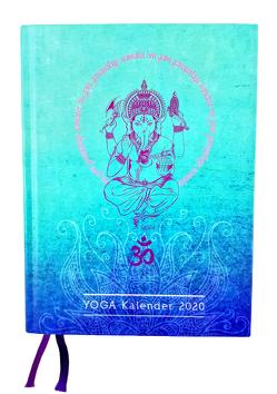 Yoga Kalender 2020 von Helene,  Thum