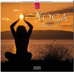 Yoga – Körper und Seele im Einklang mit der Natur von Redaktion Verlagshaus Würzburg,  Bildagentur