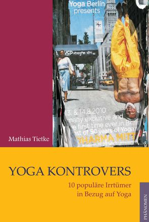 Yoga kontrovers von Tietke,  Mathias
