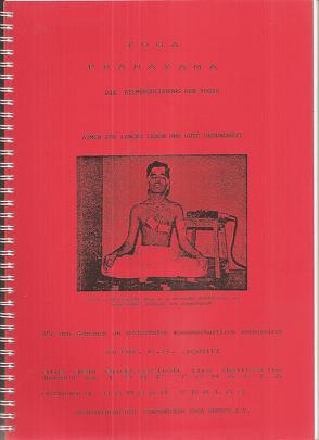 Yoga Pranayama von Joshi,  K S, Tomalla,  Lore