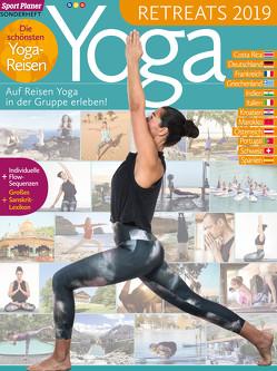 Yoga Retreats 2019 von Schmitt-Krauß,  Adriane