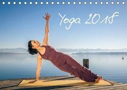Yoga (Tischkalender 2018 DIN A5 quer) von Gann (magann),  Markus