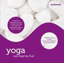 Yoga von Kopf bis Fuß von Anders-Hoepgen,  Marcel