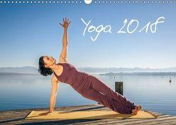 Yoga (Wandkalender 2018 DIN A3 quer) von Gann (magann),  Markus
