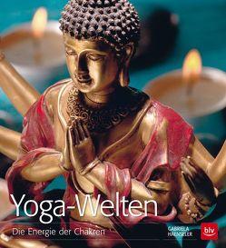 Yoga-Welten von Haenseler,  Gabriela