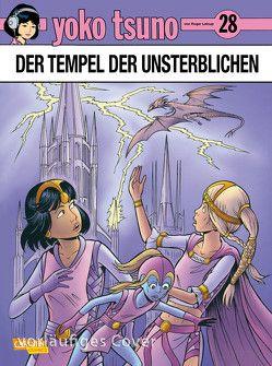 Yoko Tsuno 28: Der Tempel der Unsterblichen von Leloup,  Roger, Sachse,  Harald