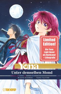 Yona – Light Novel – Limited Edition von Fujitani,  Touko, Kusanagi,  Mizuho