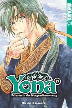Yona – Prinzessin der Morgendämmerung 17 von Kusanagi,  Mizuho
