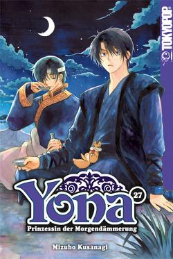 Yona – Prinzessin der Morgendämmerung 27 von Kusanagi,  Mizuho