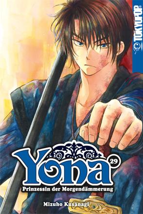 Yona – Prinzessin der Morgendämmerung 29 von Kusanagi,  Mizuho