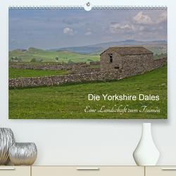 Yorkshire Dales, eine Landschaft zum Träumen (Premium, hochwertiger DIN A2 Wandkalender 2020, Kunstdruck in Hochglanz) von Uppena,  Leon