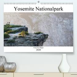 Yosemite Nationalpark (Premium, hochwertiger DIN A2 Wandkalender 2020, Kunstdruck in Hochglanz) von Hoppe,  Franziska