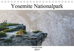 Yosemite Nationalpark (Tischkalender 2019 DIN A5 quer) von Hoppe,  Franziska