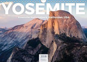 Yosemite – Nationalpark (Wandkalender 2018 DIN A4 quer) von Lederer,  Benjamin