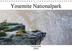 Yosemite Nationalpark (Wandkalender 2019 DIN A4 quer) von Hoppe,  Franziska