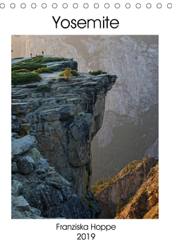 Yosemite (Tischkalender 2019 DIN A5 hoch) von Hoppe,  Franziska