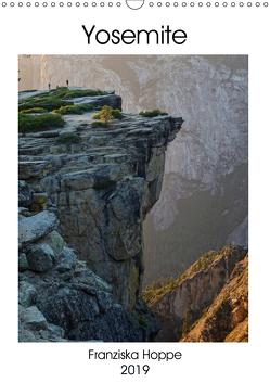 Yosemite (Wandkalender 2019 DIN A3 hoch) von Hoppe,  Franziska
