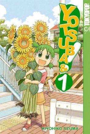 Yotsuba&! 01 von Azuma,  Kiyohiko