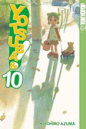 Yotsuba&! 10 von Azuma,  Kiyohiko