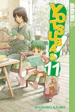 Yotsuba&! 11 von Azuma,  Kiyohiko