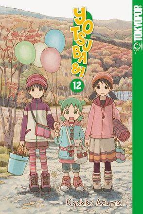 Yotsuba&! 12 von Azuma,  Kiyohiko