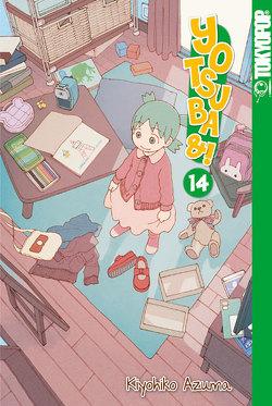 Yotsuba&! 14 von Azuma,  Kiyohiko