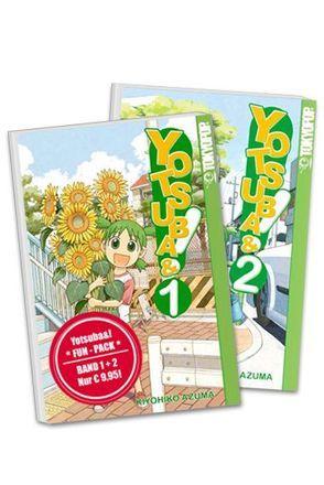 Yotsuba&!-Fun-Pack von Azuma,  Kiyohiko