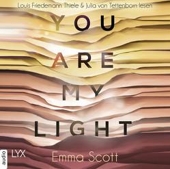 You are my Light von Dorenkamp,  Corinna, Scott,  Emma, Thiele,  Louis Friedemann