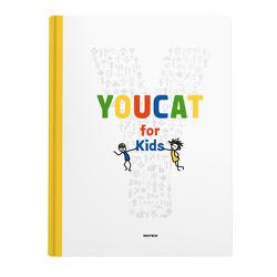 Youcat for Kids Geschenkausgabe von Barta,  Martin, Heereman,  Michalea von, Meuser,  Bernhard, Scharf,  Michael, Steber,  Clara, Weiss,  Christoph