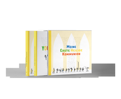 Youcat for Kids und Erinnerungsalbum von Barta,  Martin, Heereman,  Michaela, Lengerke,  Alexander, Meuser,  Bernhard, Scharf,  Michael, Steber,  Clara, Weiss,  Christoph