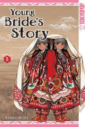 Young Bride's Story 05 von Mori,  Kaoru