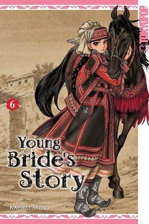 Young Bride's Story 06 von Mori,  Kaoru