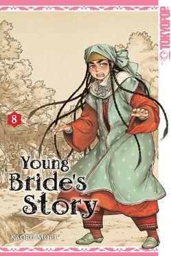 Young Bride's Story 08 von Mori,  Kaoru