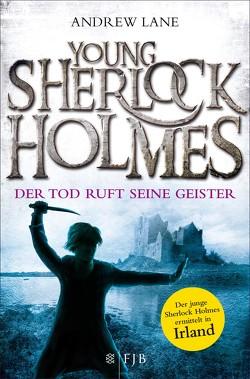 Young Sherlock Holmes von Lane,  Andrew