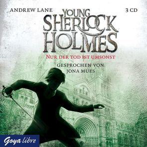 Young Sherlock Holmes [4] von Lane,  Andrew, Mues,  Jona