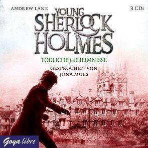 Young Sherlock Holmes [7] von Lane,  Andrew, Mues,  Jona