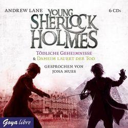 Young Sherlock Holmes 7 & 8. Tödliche Geheimnisse & Daheim lauert der Tod von Lane,  Andrew, Mues,  Jona
