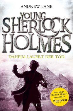 Young Sherlock Holmes 8 von Dreller,  Christian, Lane,  Andrew