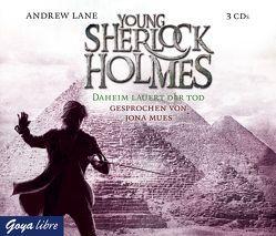 Young Sherlock Holmes [8] von Dreller,  Christian, Lane,  Andrew, Mues,  Jonas