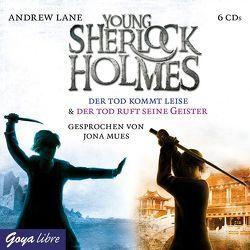 Young Sherlock Holmes. Der Tod kommt leise [5] / Der Tod ruft seine Geister [6] von Lane,  Andrew, Mues,  Jona