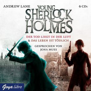 Young Sherlock Holmes – Die Box von Lane,  Andrew, Mues,  Jona