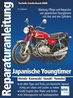 Youngtimer aus Japan von Schermer,  Franz Josef