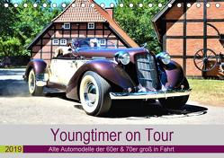 Youngtimer on Tour (Tischkalender 2019 DIN A5 quer) von Klünder,  Günther