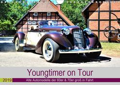 Youngtimer on Tour (Wandkalender 2019 DIN A4 quer) von Klünder,  Günther