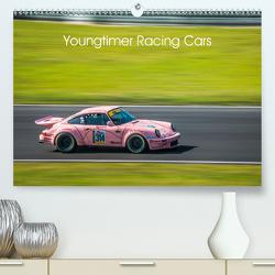Youngtimer Racing Cars (Premium, hochwertiger DIN A2 Wandkalender 2020, Kunstdruck in Hochglanz) von in Paradise,  Pixel
