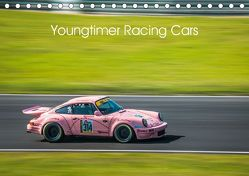 Youngtimer Racing Cars (Tischkalender 2019 DIN A5 quer) von in Paradise,  Pixel