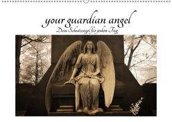 your guardian angel – Dein Schutzengel für jeden Tag (Wandkalender 2018 DIN A2 quer) von Buchmann,  Oliver