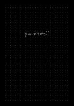 Your own World von Brandt,  Marco